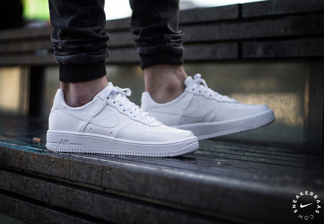 Nike Air Force 1 Ultra Force Triple White  sneakers  sneakernews   StreetStyle  Kicks  adidas  nike  vans  newbalance  puma  ADIDAS  ASICS   CONVERSE  DIADORA ... 46890e96d6