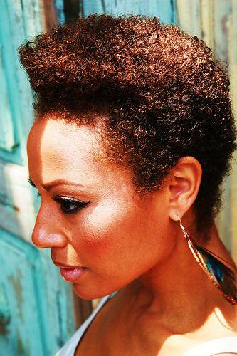 Black Women Rocking Their Natural Hair - Ethnic, Racial, Or ...