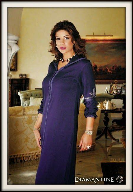 Djellaba marocaine 2015 , nouveaux modèles pour femmes