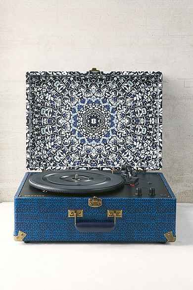 Crosley X UO AV Room Portable USB Vinyl Record Player - Urban Outfitters #UOcontest #UOonCampus