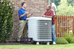 Hvac Residential Services Come Across Frozen Equipment From Time