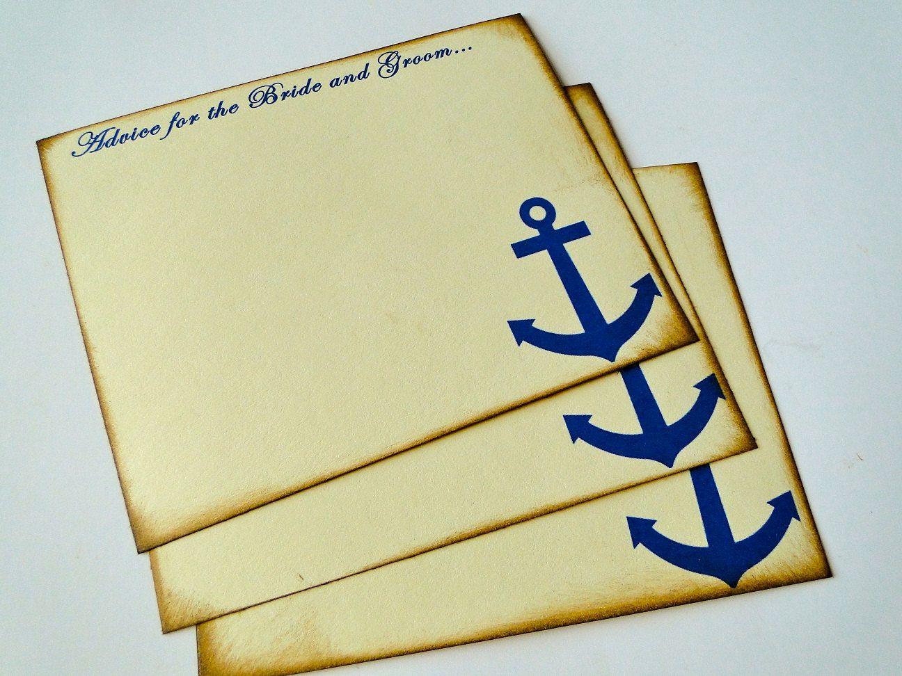 Wedding Guest Book Alternative Cards Set