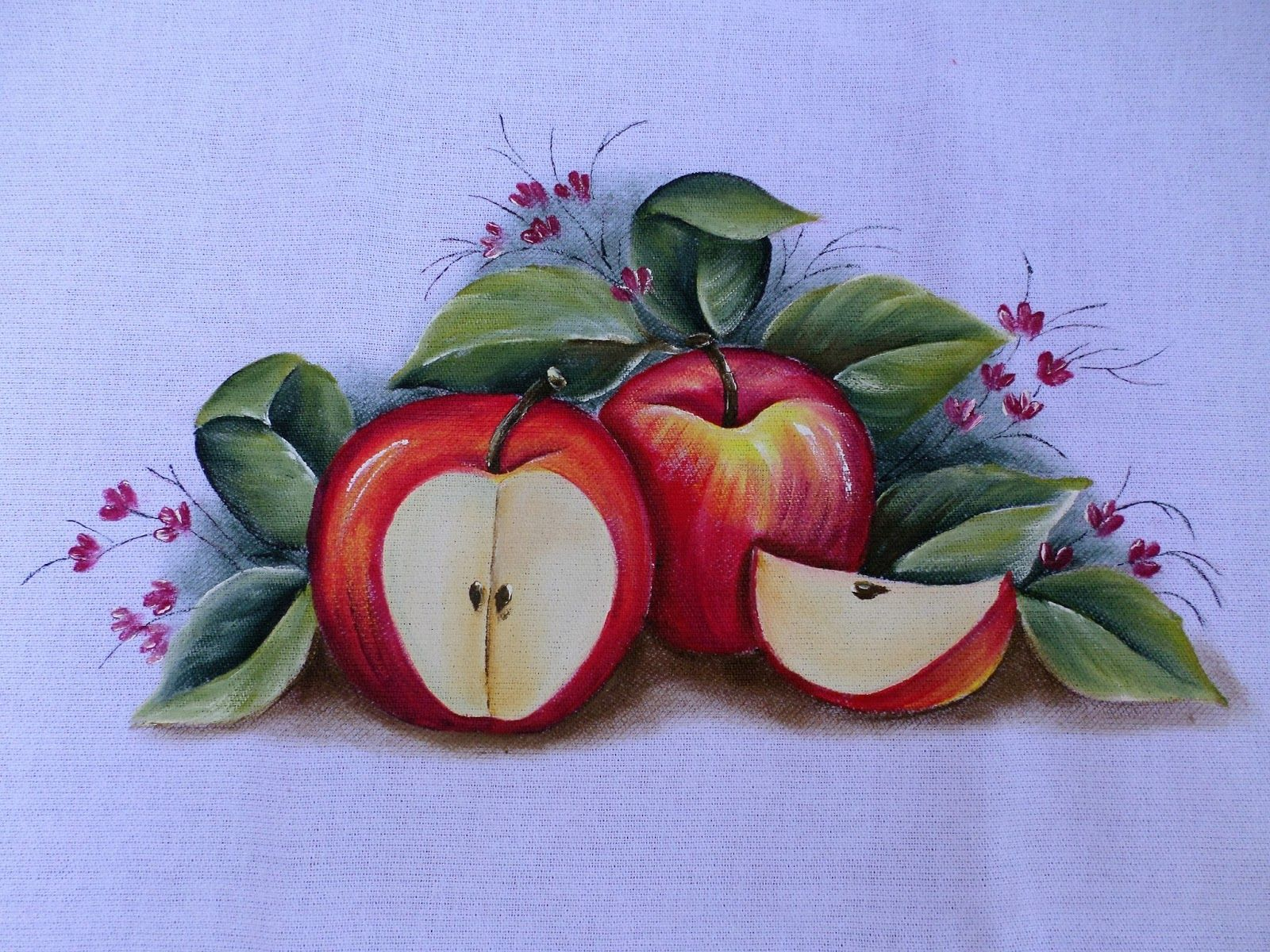 pintura em tecido ma c3 a7a jpg 1600 1200 pinturas em tecidos