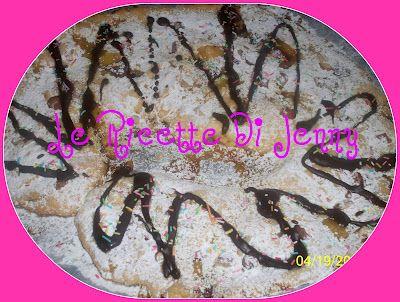 Le Ricette Di Jenny,Passione E Fantasia In Cucina: Corona Di ...