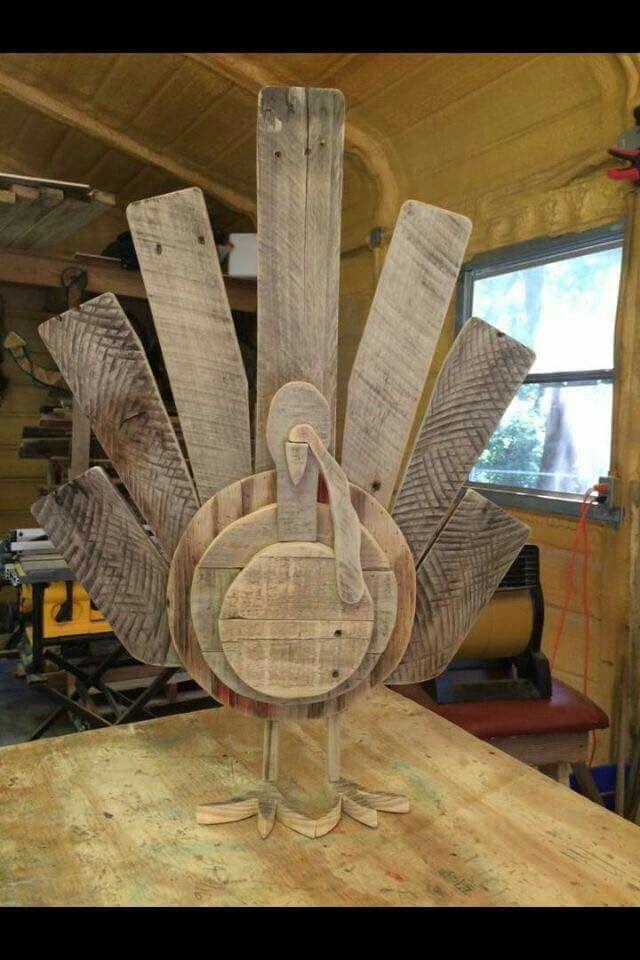 Diy wooden turkey Diy wooden turkey