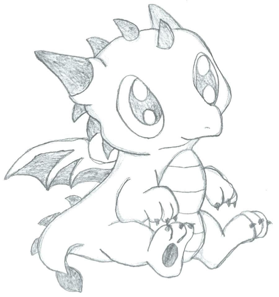 Free Coloring Pages Of Dragons To Print And Knights Hunter Cute Printable Sheets Dragon Baby Realistic B Cute Dragon Drawing Cute Drawings Easy Dragon Drawings