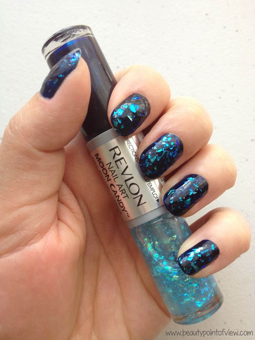 Revlon Moon Candy Nail Polish Beauty Point Of View Pinterest