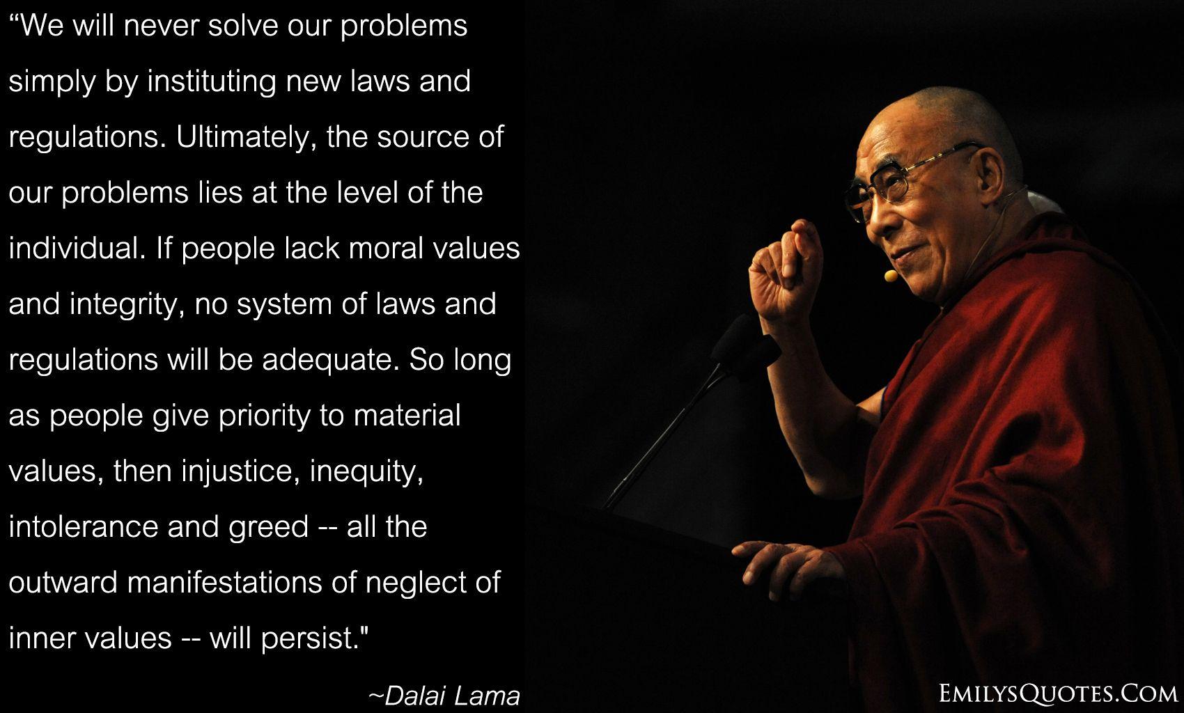 Dalai Lama Best Quotes