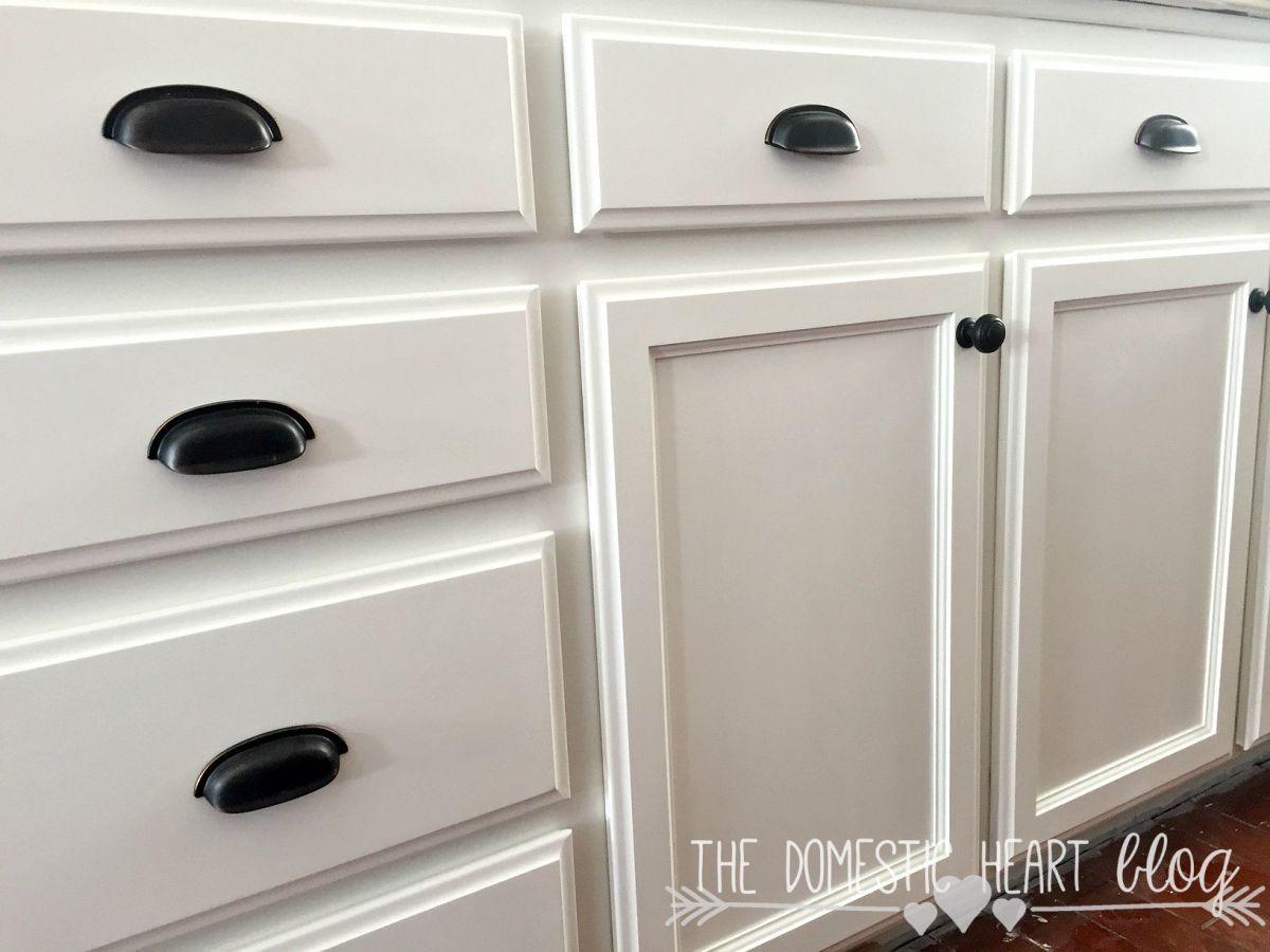 Chalk Paint Vs Latex Paint For Kitchen Cabinets Diy Farmhouse
