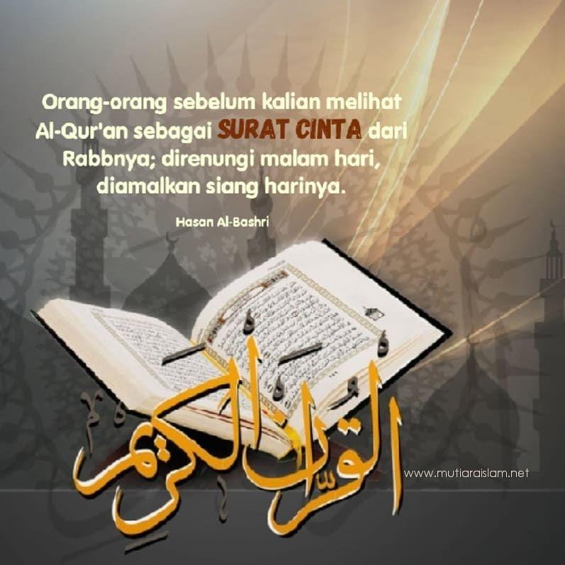 Lantas Seperti Apa Interaksi Kita Dengan Al Qur An Selama Ini
