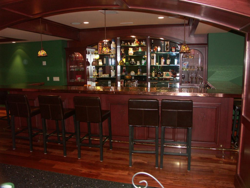 Upcoming kitchen remodel in madison wisconsin home pub for Home bar decor