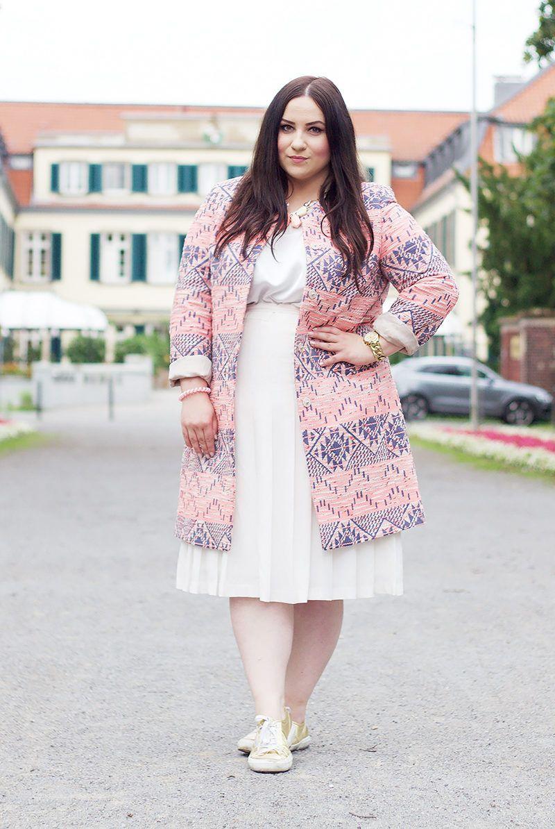 b73a8fc547 hochzeitslook German Plus Size Fashion Blogger
