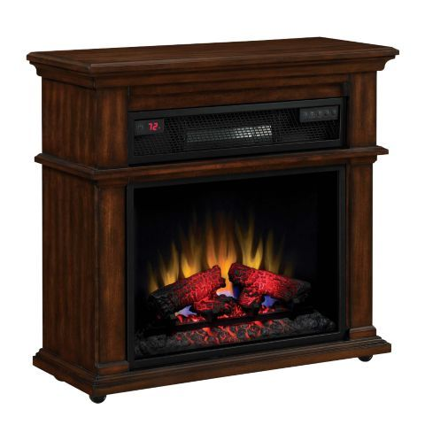Classicflame Infrared Quartz Rolling Mantel Carb Compliant Tractor Supply Co Electric Fireplace Duraflame Electric Fireplace Portable Fireplace