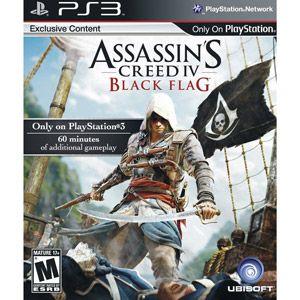 Ubisoft Assassin S Creed Iv Black Flag Ps3 Walmart Com In 2020 Assassins Creed Black Flag Assassin S Creed Black Black Flag