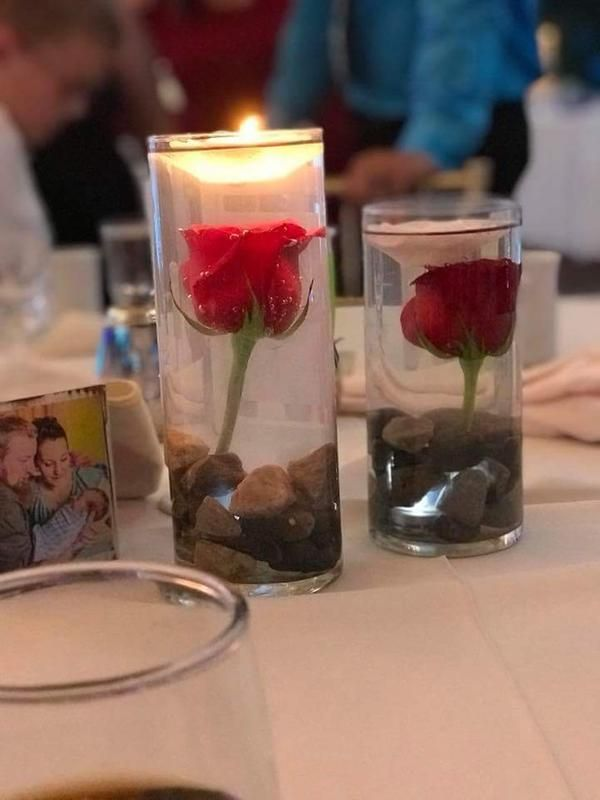 Wedding With Dollar Tree Vases Diy Pin What You Love Pinterest