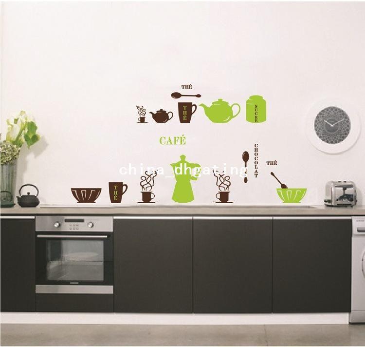 lovely kitchen wall stickers interior mykitcheninterior retro sticker vinylize deco