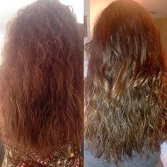 Is your hair thick and frizzy? Bring back those beautiful curls. Monat's Balance System with the New Tousled.