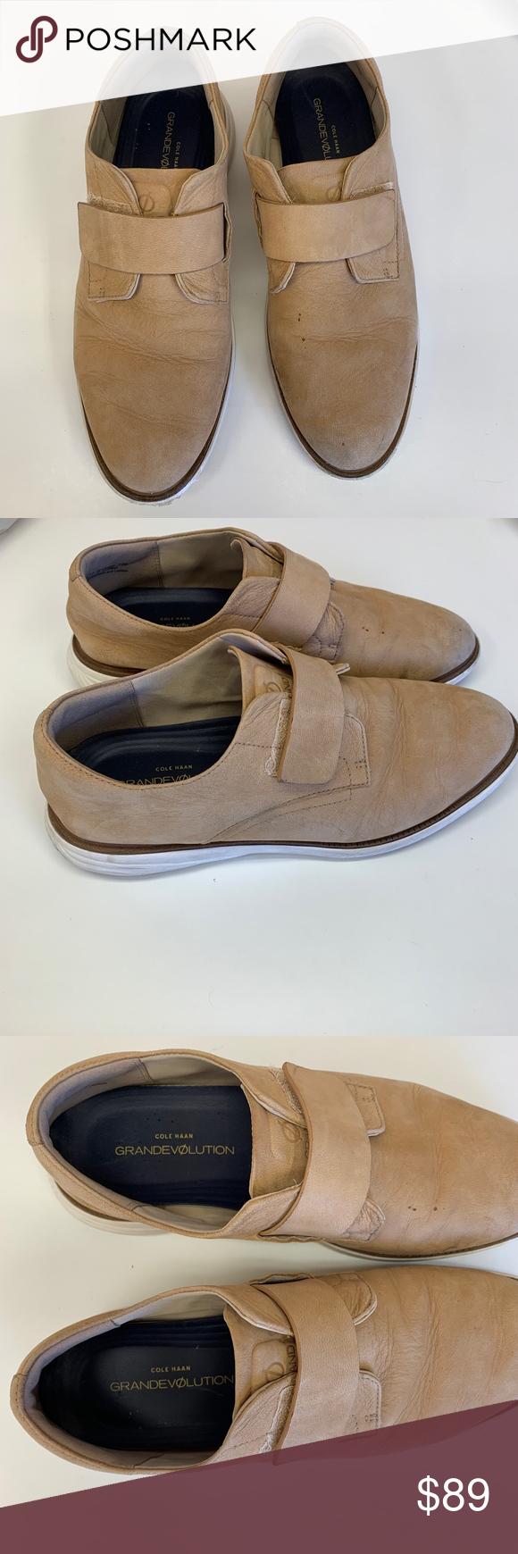db4a042fc67 Cole Haan GrandEvOlution Modern Monk Sneakers Cole Haan Women s  GrandEvOlution Modern Monk Sneakers Iced Coffee Brown