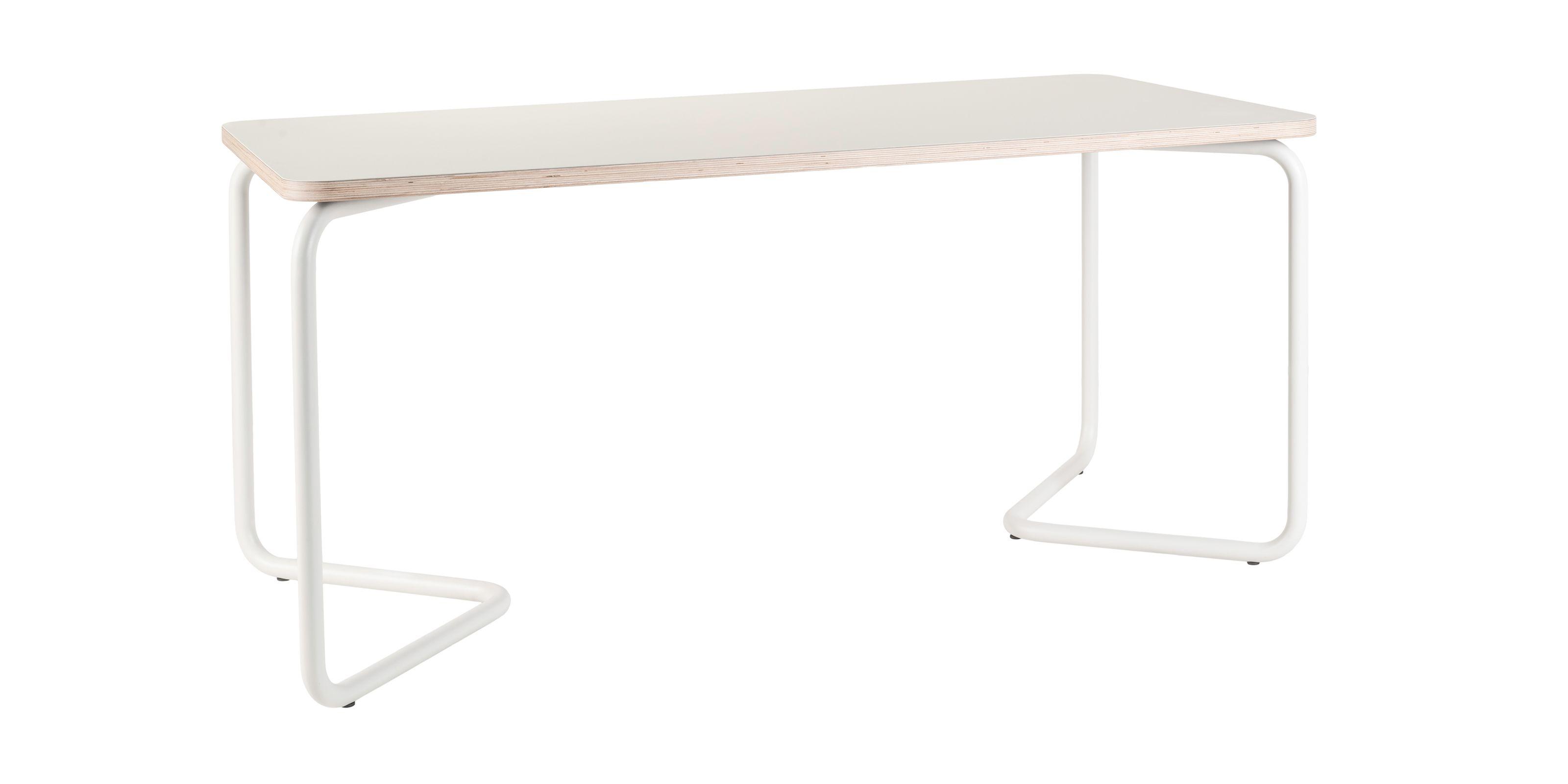 Functionals Kumpel Table White Mushroom Design Hermes Jessen