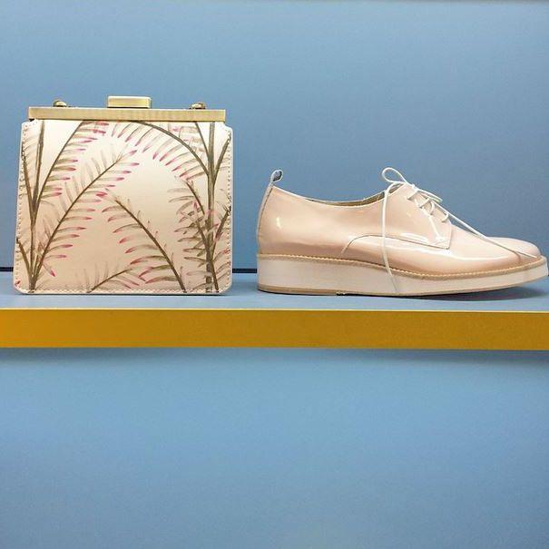 Chaussures Femme MAURICE MANUFACTURE - Printemps Eté 2015 - Derby BETH