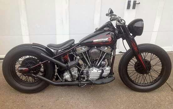 Harley-Davidson '58 Panhead   Mike's Motorcycles   Pinterest ...