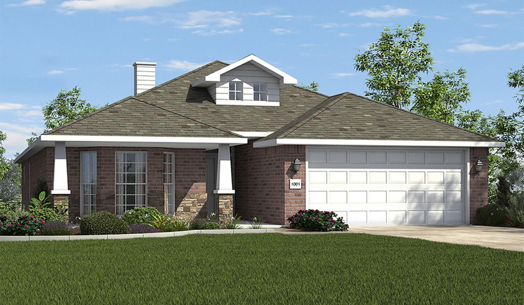 Ashley Grace Daytime Texas Homes Home Midland