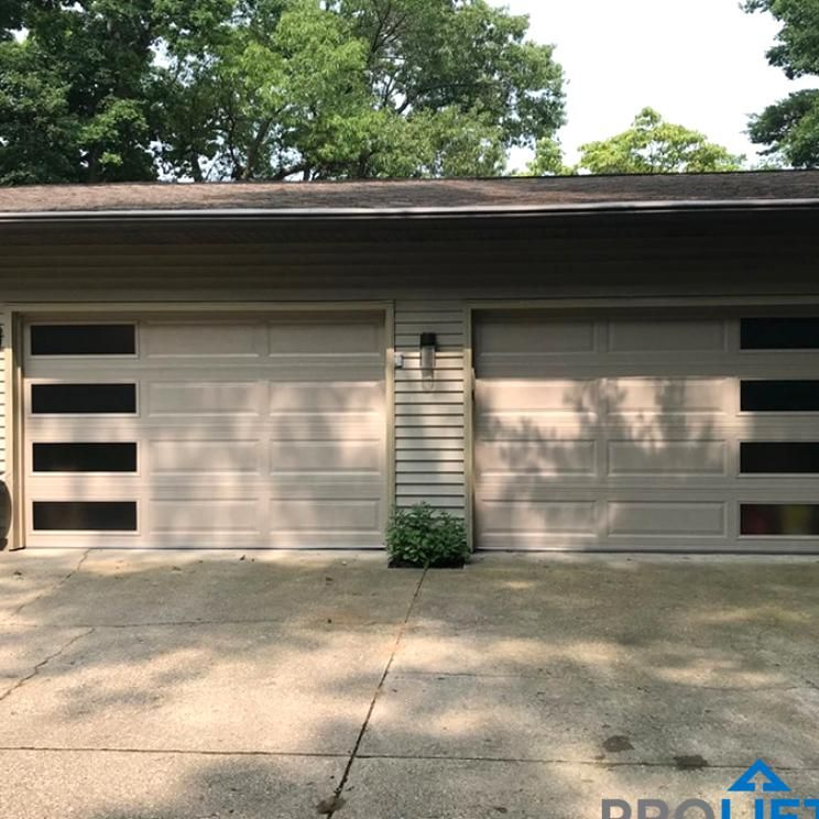 One Of The Very First Things You Your Neighbors And Visitors Will Notice About Your Home Is The Garage In 2020 Garage Doors Garage Door Design Affordable Garage Doors