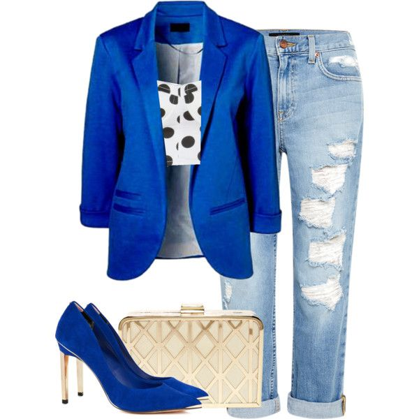 """""""blue magic"""" by happygirl-80 on Polyvore"""