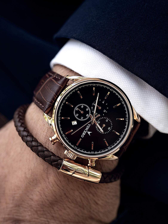 246a753ceda Starting at 169  😍Shop now! Vincero watch for men  vincero   vincerowatchmen  watchesformen  luxurywatch  jewelry  luxuryjewelry   giftsformen  rolex  hublot ...