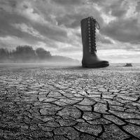 ... endless desolation ...