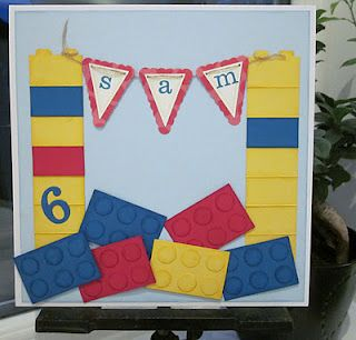 Find This Pin And More On Scrapbooking Ideas Boys Lego Card