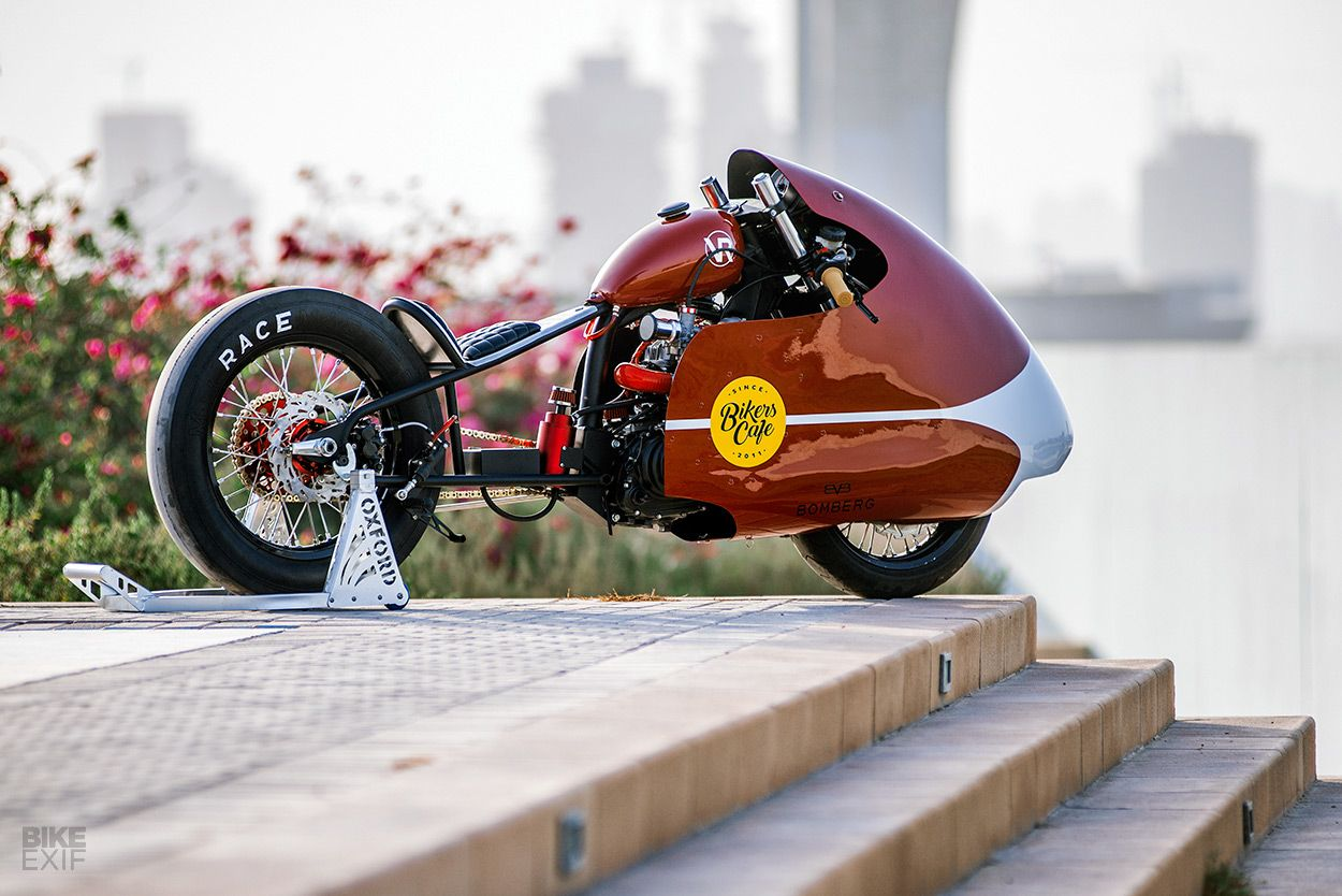 Turbo Hero Xtreme The World S Fastest Pizza Delivery Bike Bike