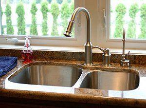undermount kitchen sink garden Pinterest Sinks Kitchens and