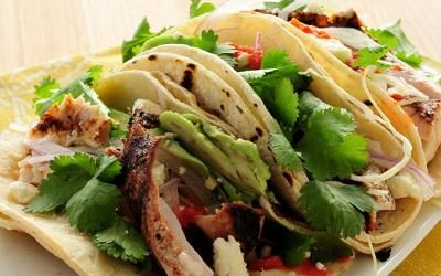 Healthy Fish Tacos - a good use for the cabbage that's in the frig!