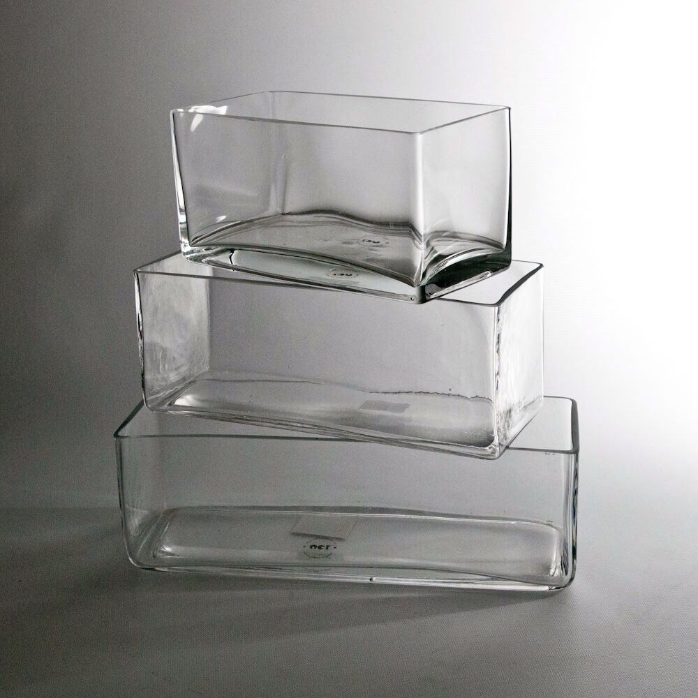 Rectangle glass vases rental inventory pinterest weddings rectangle glass vases reviewsmspy