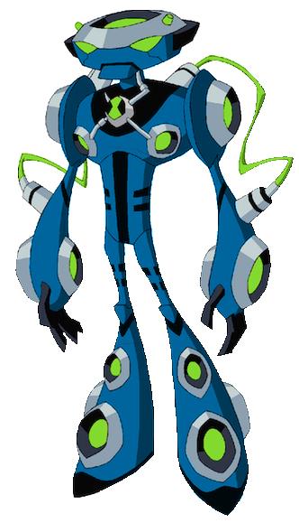 Ultimate Echo Echo Omniverse Ben's colors by Mastvid on DeviantArt