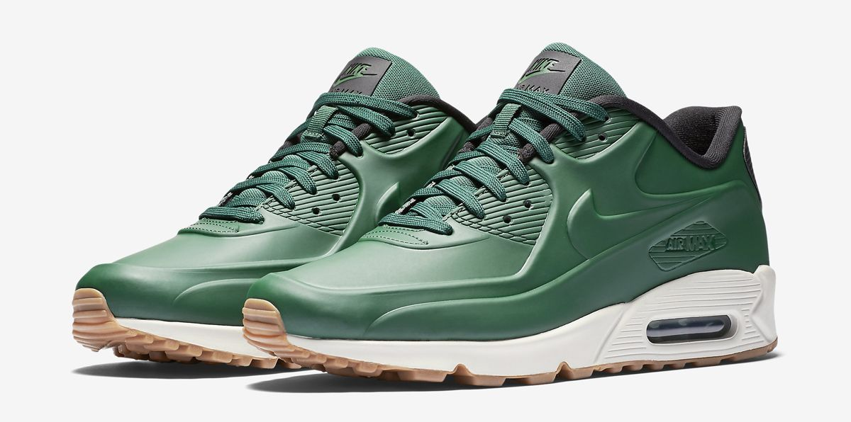 New Men's Nike Air Max 90 VT QS Running Shoes Green Tan 831114 300 Size 11  in Clothing, Shoes & Accessories, Men's Shoes, Athletic | eBay | Pinterest  | Air ...