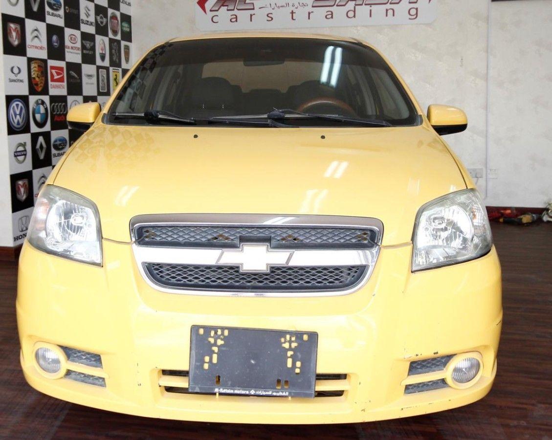 Chevrolet Aveo Ls Gcc Specs Chevrolet Aveo Car Chevrolet