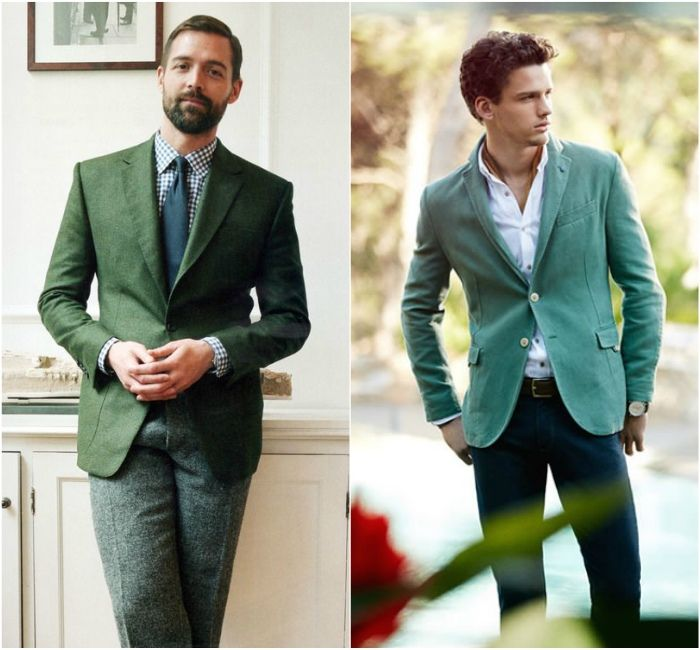 What are the Differences Between Blazer, Sport Coat and Suit ...