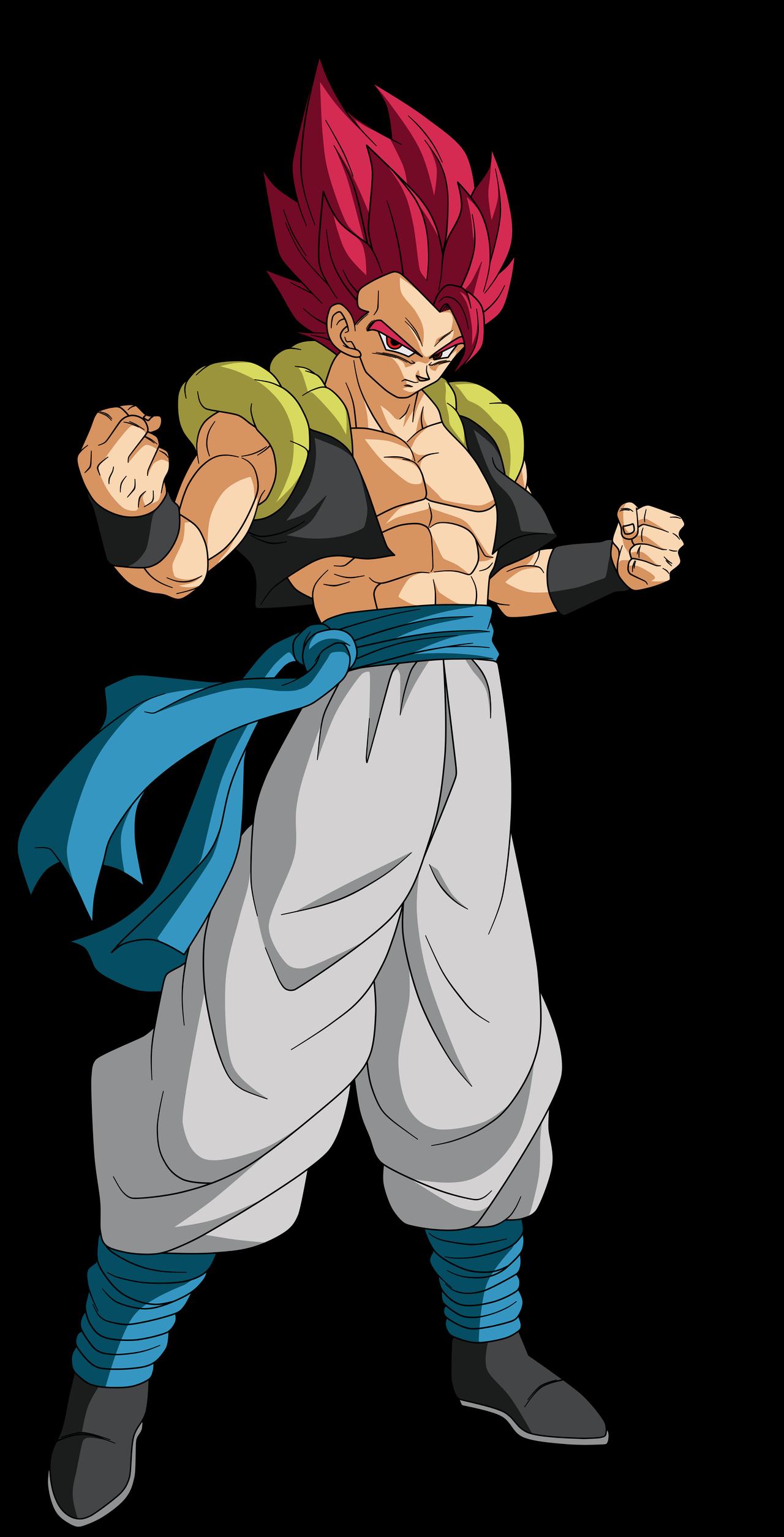 Gogeta Super Saiyan God By Crismarshall On Deviantart Dragon Ball Super Dragon Ball Super Manga Anime Dragon Ball Super