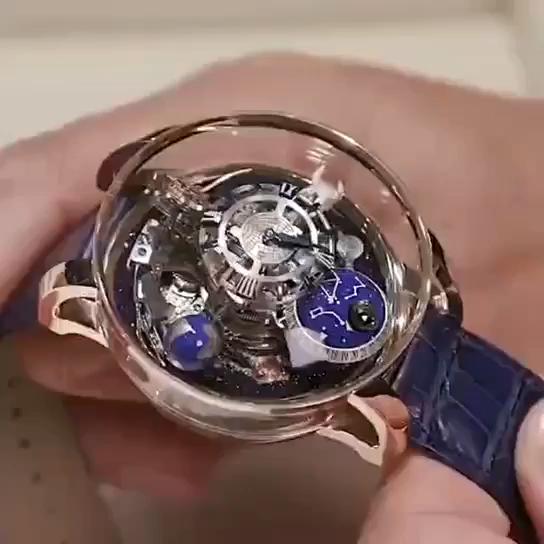 best women's skeleton watch