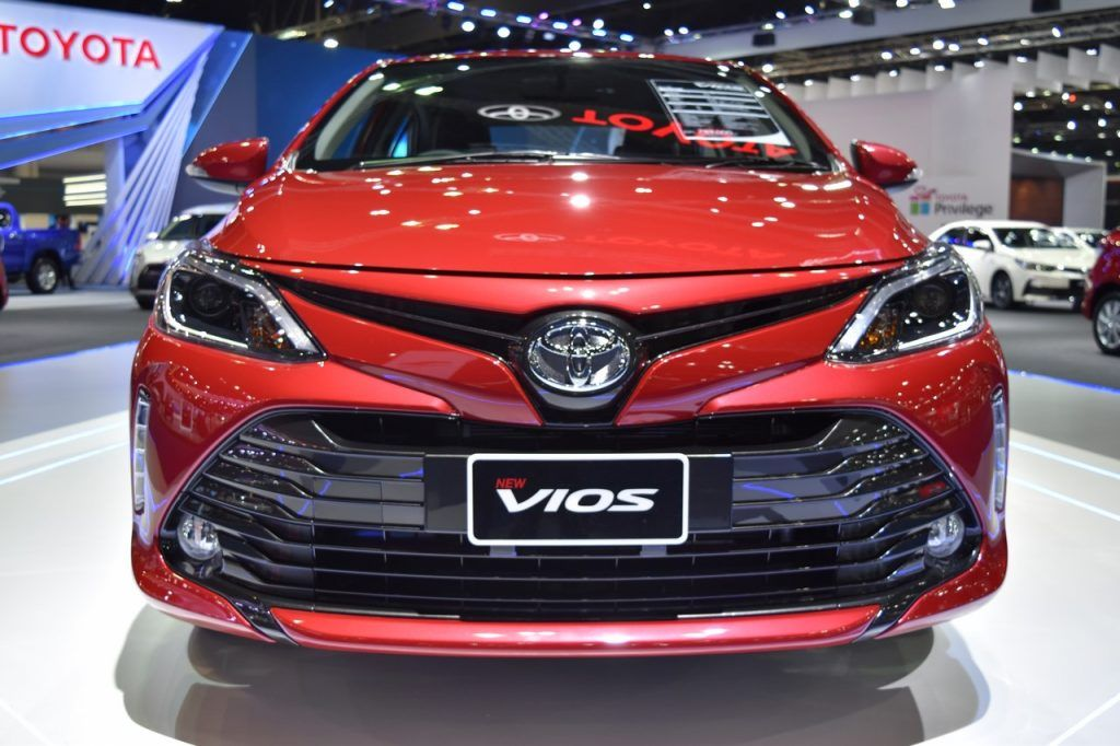 Recap - #ToyotaVios for India will get CVT option paired to a 1.5 L petrol engine