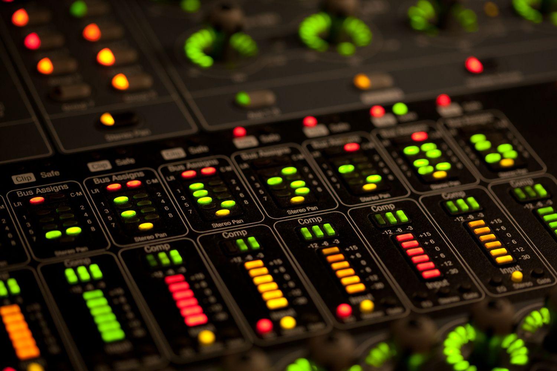 Sound board at Hard Rock Live  #hardrock | MUSIC | Audio sound