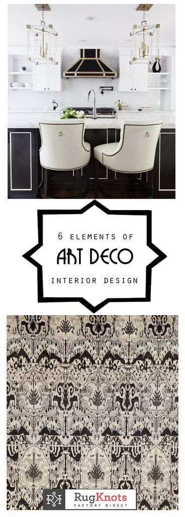 Art Deco #artdecointerior