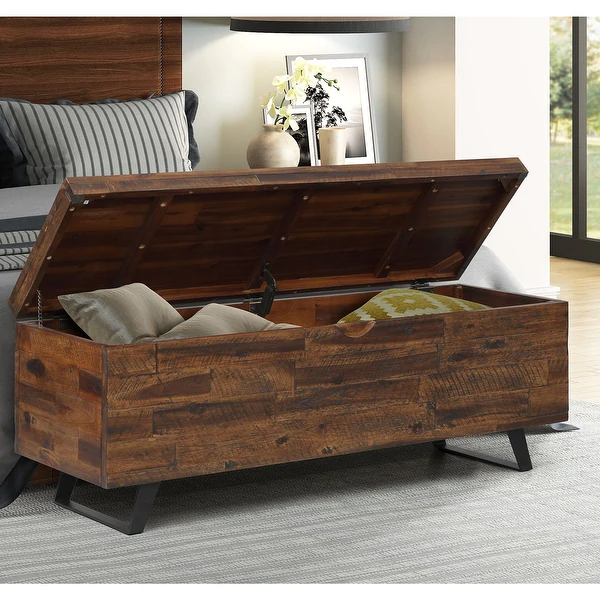 Overstock Com Online Shopping Bedding Furniture Electronics Jewelry Clothing More In 2021 Wood Storage Bench Storage Bench Wood Storage
