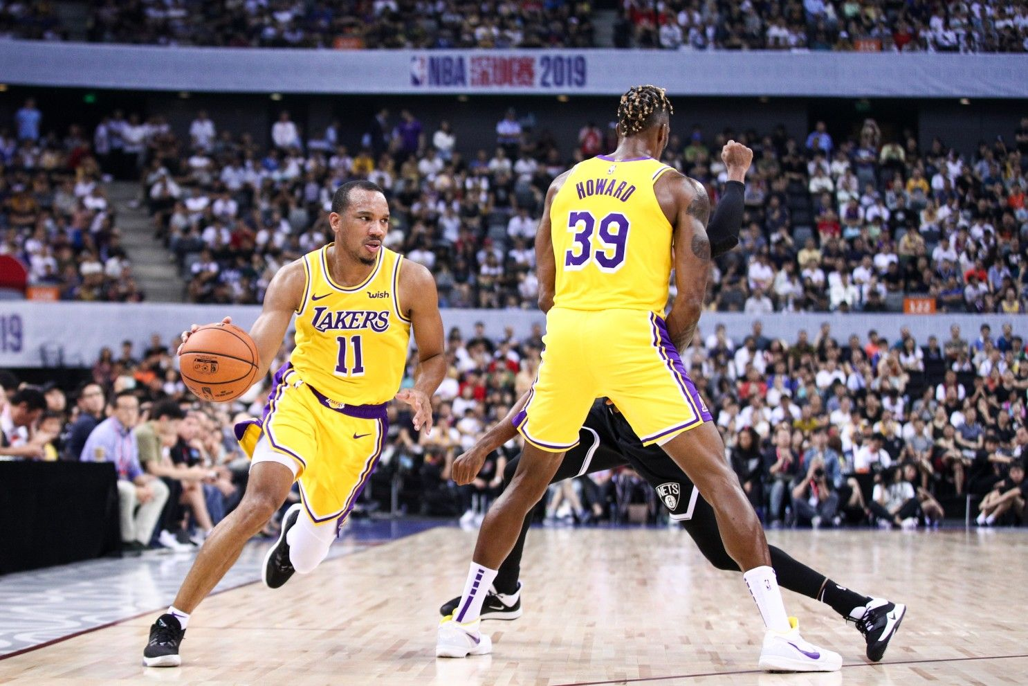 Los Angeles Lakers Reportedly Expect Dwight Howard To Play In Orlando Not So Sure About In 2020 Nba News Los Angeles Lakers Nba