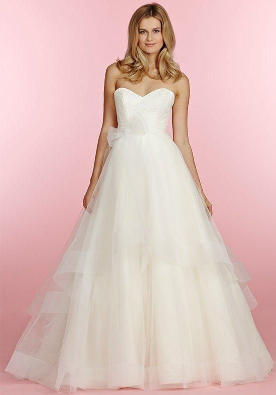 Blush By Hayley Paige 1504 Maisie Wedding Dress The Knot