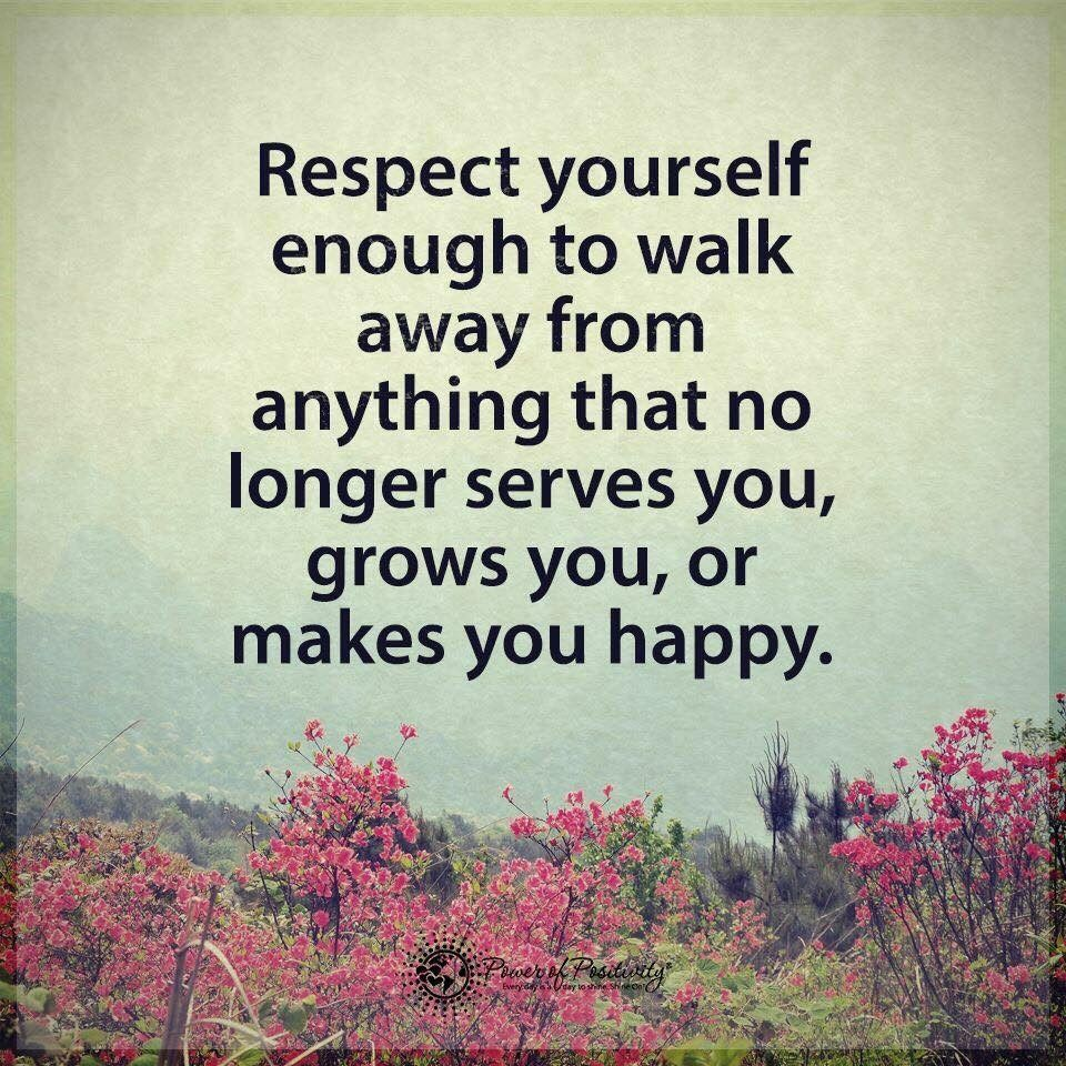 Morning Motivational Quotes Respect Yourself. ❖ R•e•s•p•e•c•t ❖  Pinterest  Respect