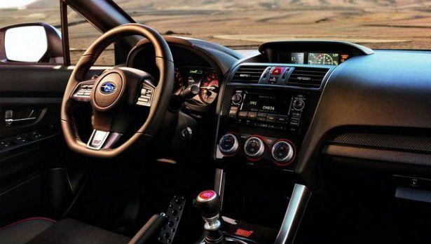 2017 Subaru Impreza Interior Subaru Pinterest Subaru Subaru