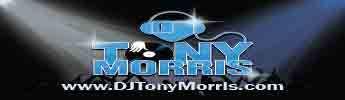 Tony Morris In the Mix Logo